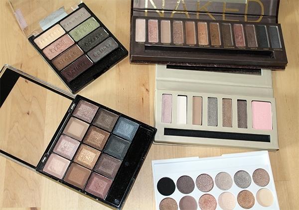 5 Neutral Palettes