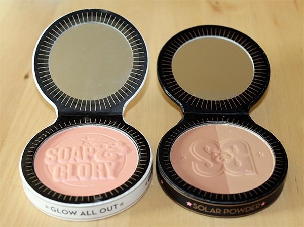 Soap & Glory Face Powders