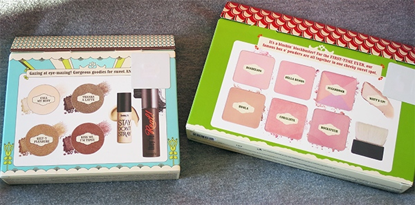 Benefit Beauty Gift Sets 2014