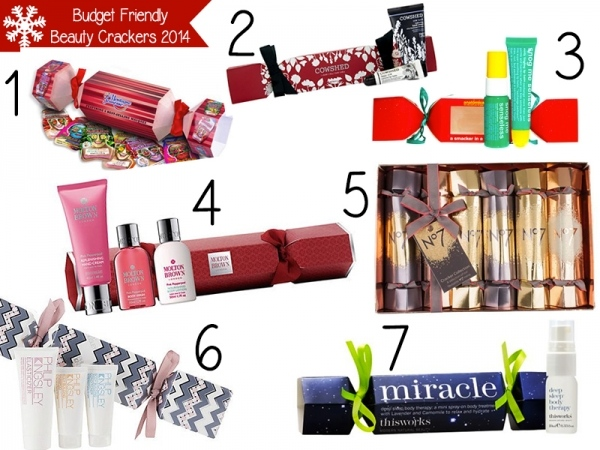 Budget Friendly Beauty Crackers