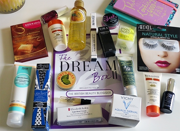 Latest in Beauty The Dream Box 2