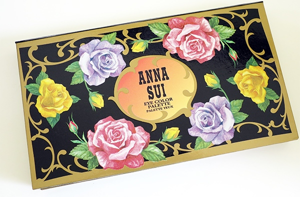 Anna Sui Eye Colour Palette