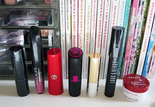 Top WInter Lipsticks