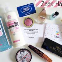 Shopping With Zeek