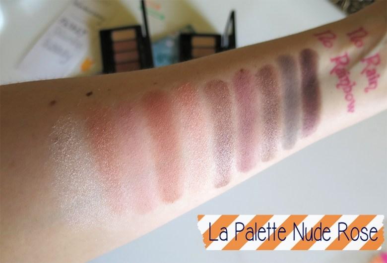 LOreal La Palette Nude Rose