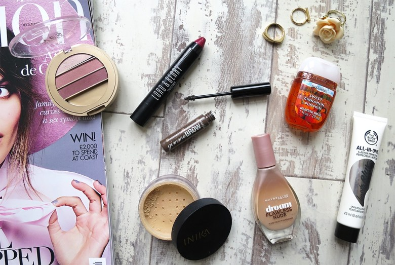 Shopping My Makeup Stash November