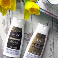 Aldi Lacura Argan Oil Beauty Range