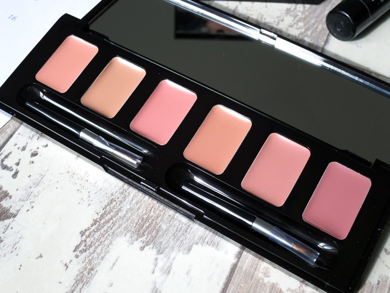 Skinn Hollywood Nude Lip Palette