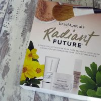 BareMinerals Radiant Future Collection