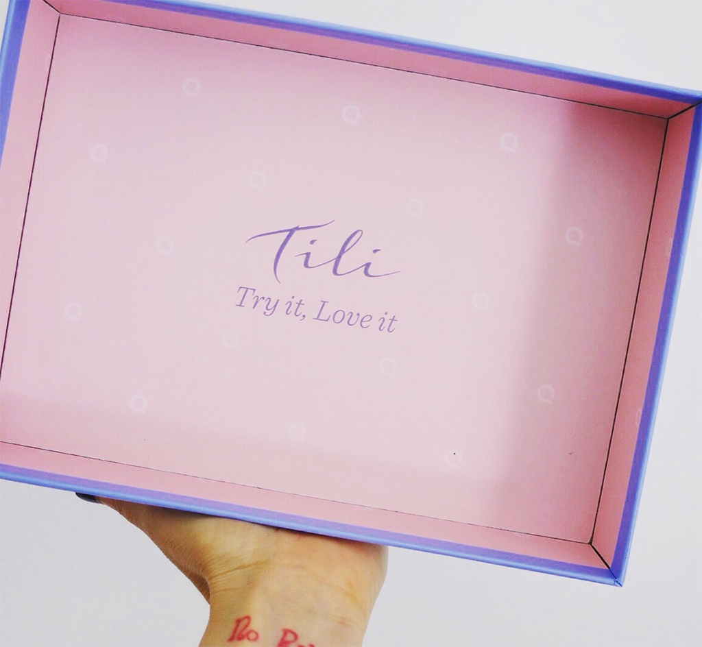 QVC Tili Beauty Box