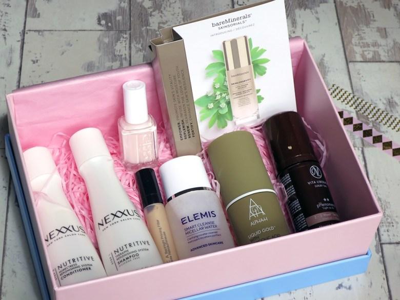 Tili Beauty Box Contents