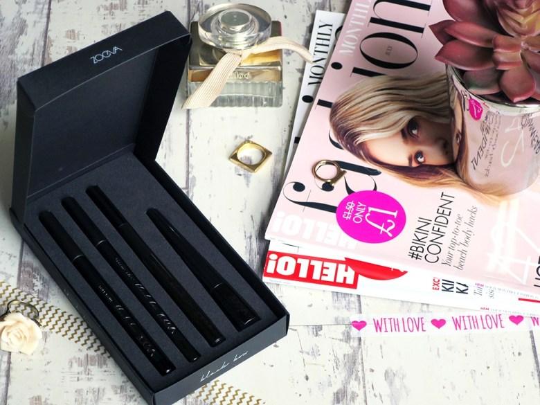 Zoeva Black Box Eyeliners