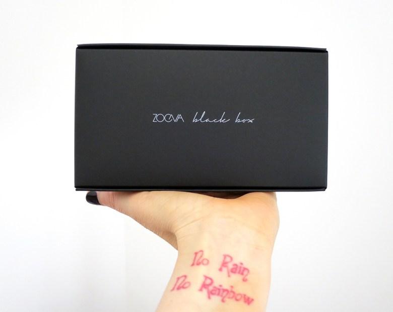 Zoeva Black Box