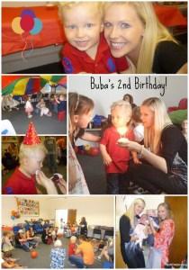 Buba's 2nd Birthday! {Flashback}