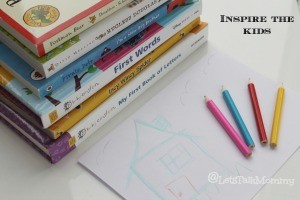 Inspiring a love for reading & writing