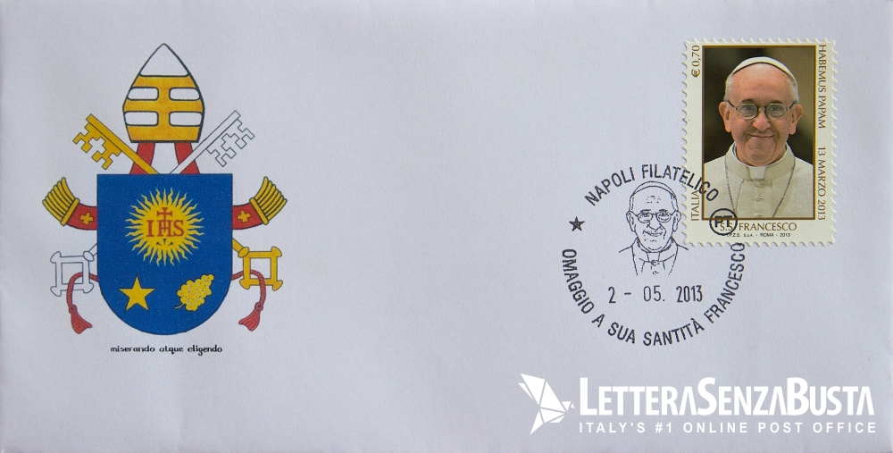 🥇 How to write and send a letter to Pope Francis to the Vatican State