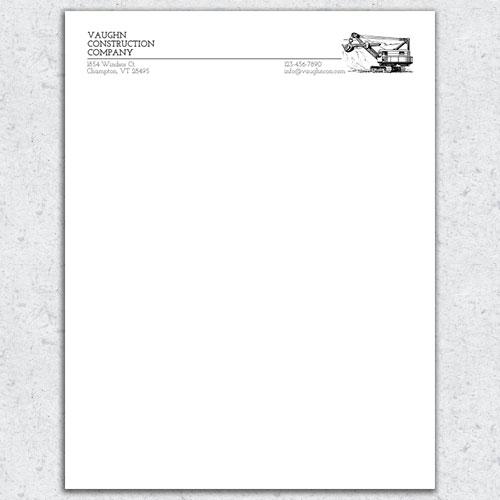 Free Letterhead Template 20 - free letterhead samples