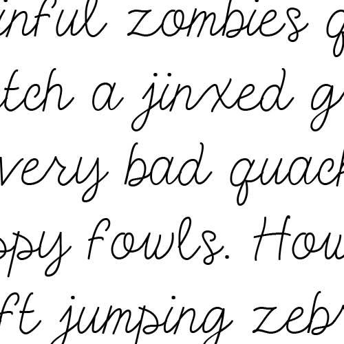 Cursive Font. 30 best stylish cursive fonts. beautiful