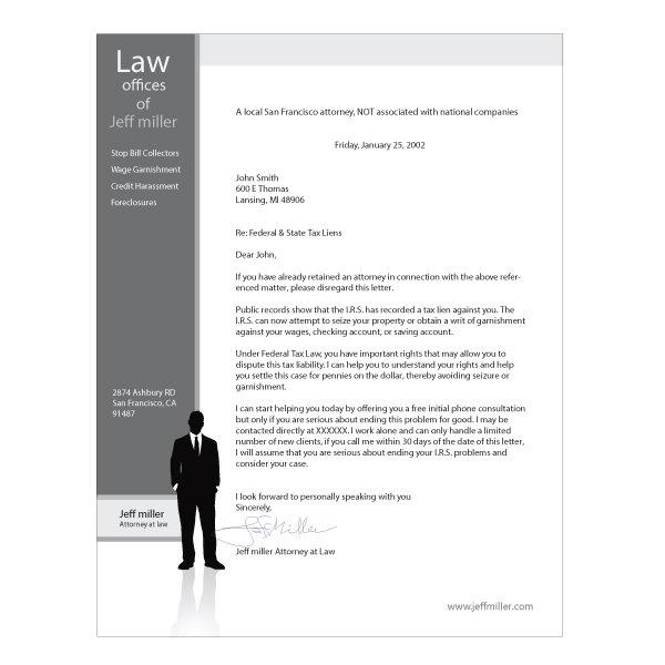 Letterhead Design Template based - iti Direct Mail