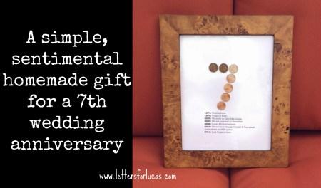 72 Wedding Anniversary Gift