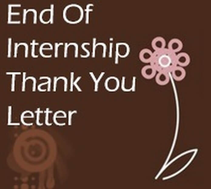 Internship Letter Archives - Free Letters