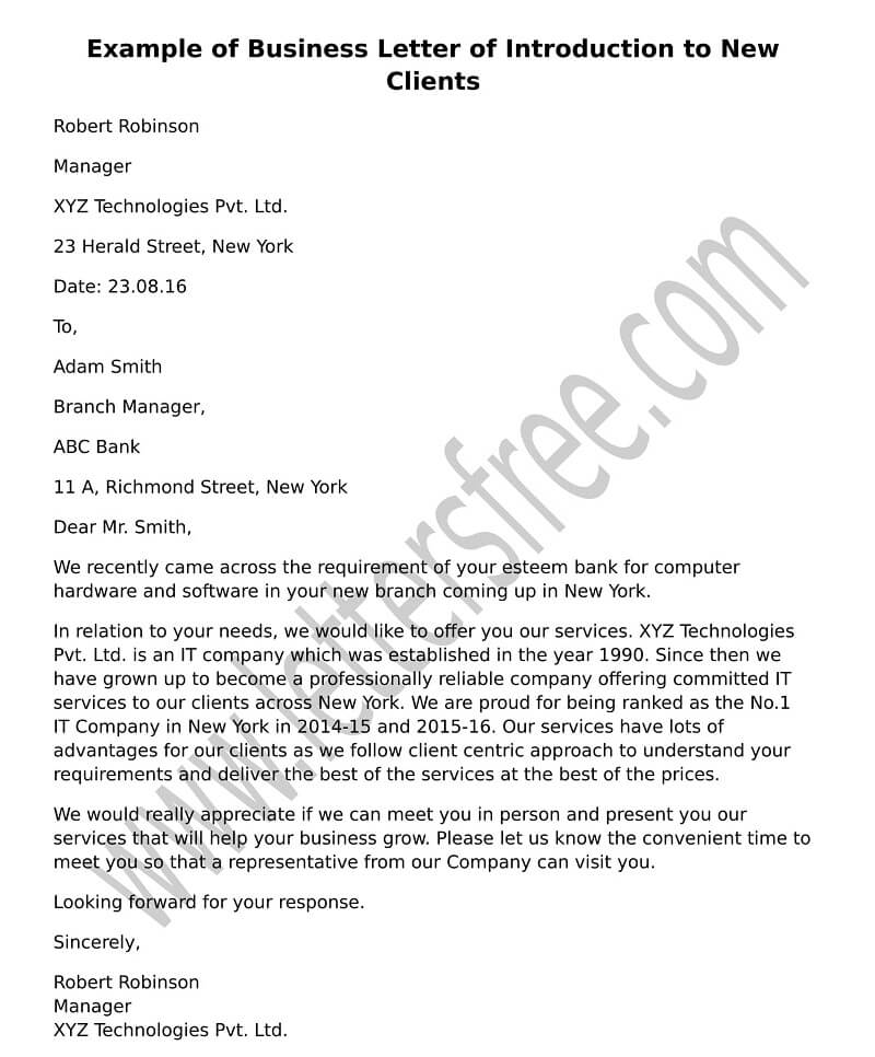 8 Tips for Writing a Business Letter of Intent - Free Letters - how to compose a business letter