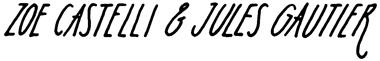 stile-calligrafico-Zoe