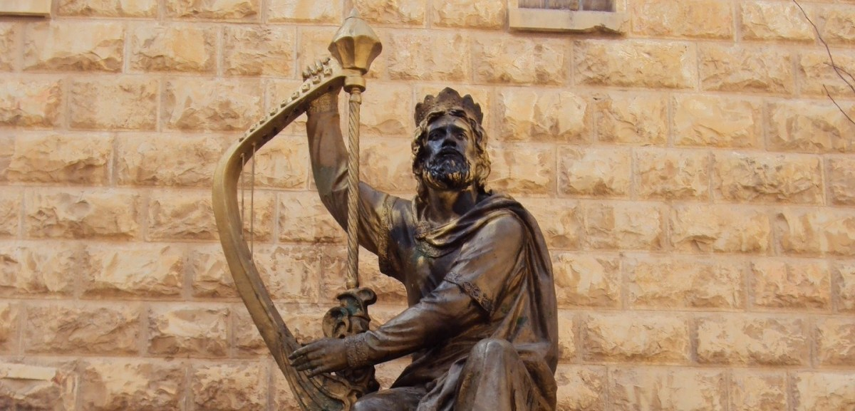 Confessions of a King David Fangirl