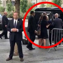 Hillary Collapses at 9/11 Memorial! 1