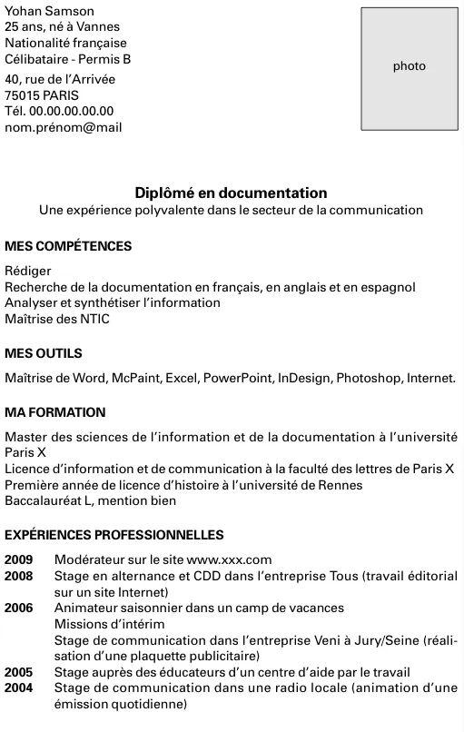 competences a signaler dans un cv professionnelles