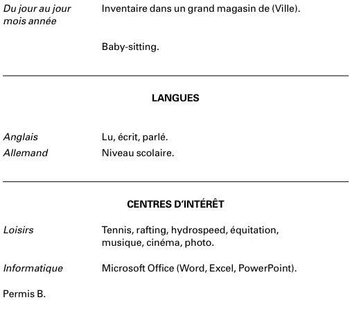envoyer cv en ligne belgique