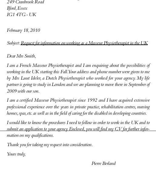 lettre de motivation pour changement de poste avec cv