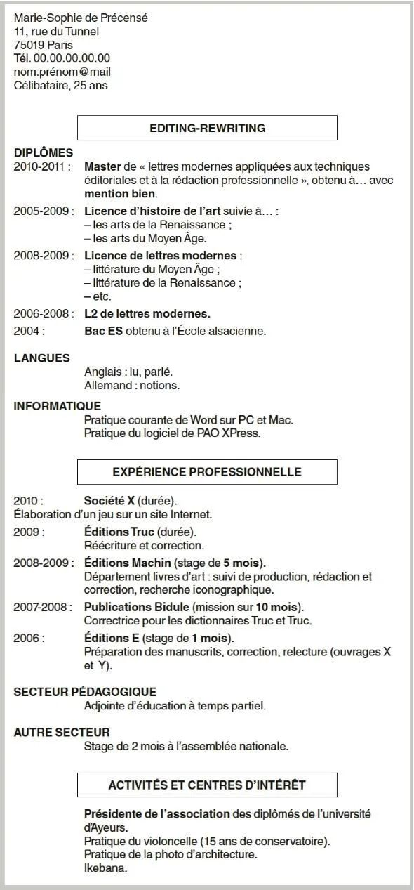comment mettre sa photo sur son cv en pdf