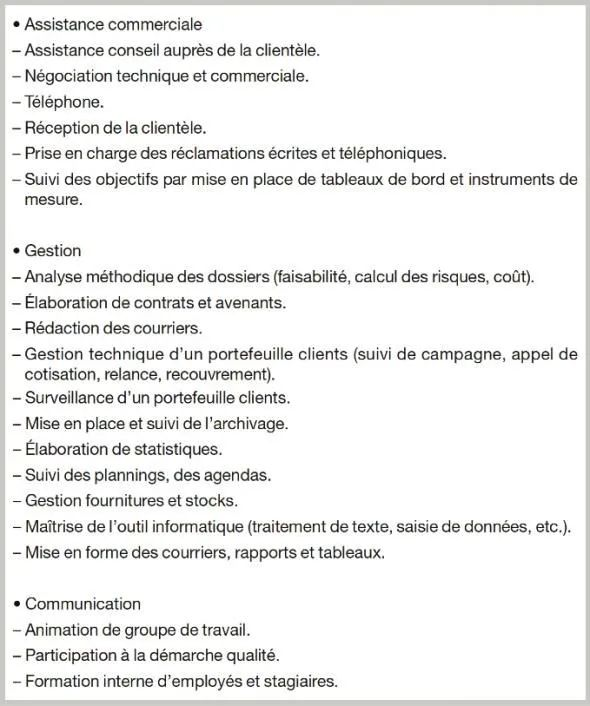 cv charge de communication competences informatique