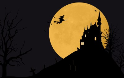 Happy Halloween HD Wallpapers collection - Let Us Publish