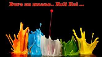 Holi Ha HD Wallpaper Download