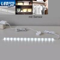 LED Lichtleiste mit Sensor Schrankbeleuchtung innen 2346 ...