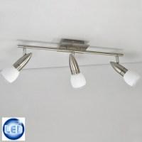 Deckenleuchten LED 3x5W Deckenlampe Strahler Wohnzimmer ...