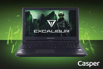 Casper, Excalibur ailesini G500 ile genişletiyor!