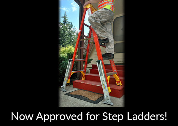 Ladder Leveler Stabilizer Keylokr Quick Connect Style
