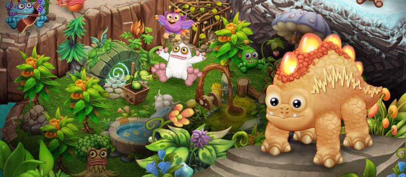 My Singing Monsters Dawn of Fire Cheats  Tips 5 Tricks for
