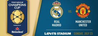 Manchester United Vs Real Madrid