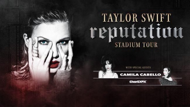 Taylor Swift reputation Stadium Tour - Levi\u0027s® Stadium