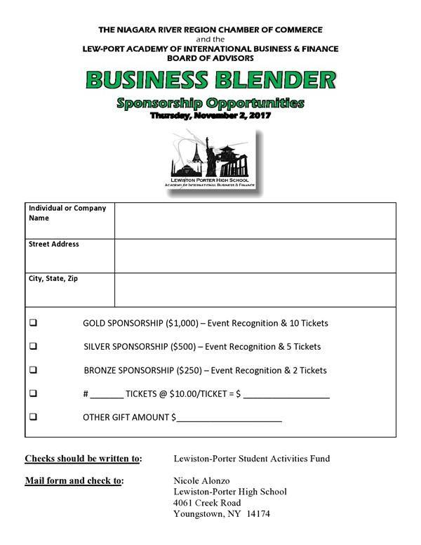 Academy of International Business  Finance / Business Blender