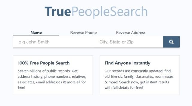 What Is True People Search, Is It Scam? How To Remove Yourself From