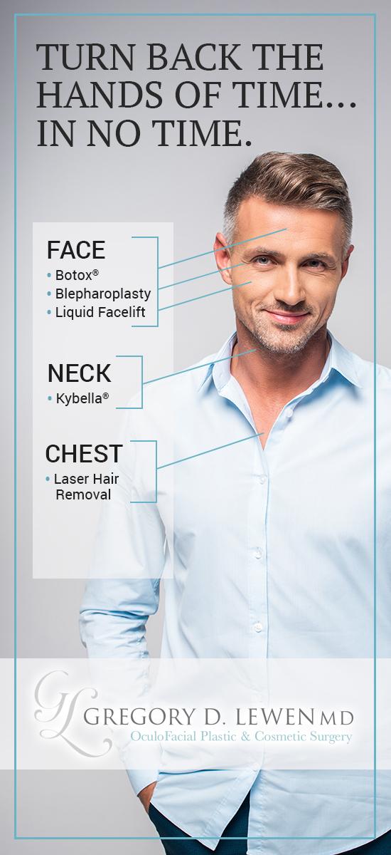 Male Aesthetics in Miami, FL Lewen Cosmetic Surgery