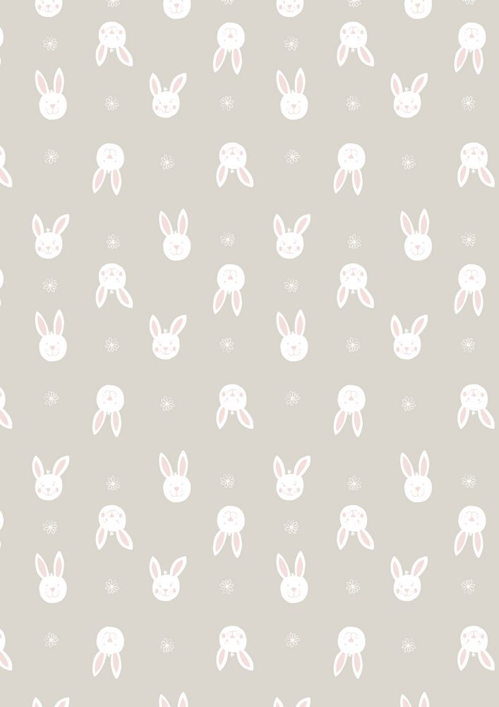 A150.1 - Leo bunny on light grey