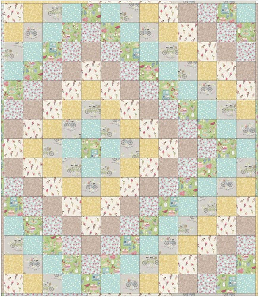 picnic in the park quilt design 2