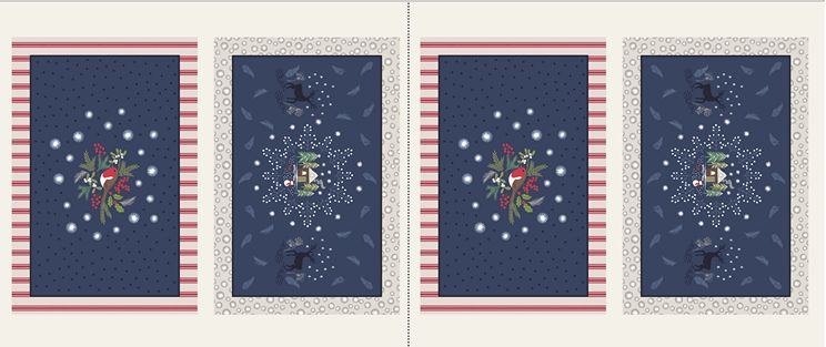 C25.3 - Midnight Countryside Placemats