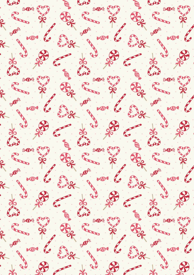 SMC7.1 - Candy canes on cream